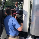 Truck Time Nate in Box Truck